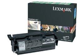 TONERCARTRIDGE LEXMARK T650H11E ZWART HC